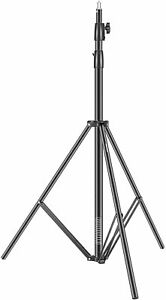 Neewer Heavy Duty Light Stand 10 Feet Spring Cushioned Photography Tripod Stand