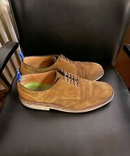 Oliver Sweeney Brown Suede Shoes - Porter - Size 10.5