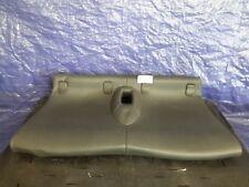 2002-2006 Mini Cooper Rear Back Seat Cushion Bottom Leather Black OEM