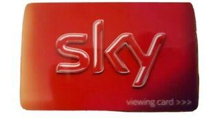 Sky Viewing Card