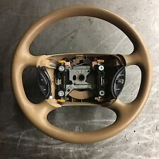 94-04 Ford Mustang Used Steering Wheel Own Tan With Cruise Control