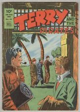 Four Color #44 Vg Terry and the Pirates