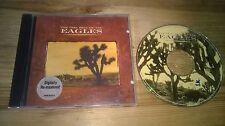 CD Pop Eagles - Very Best Of ... (17 Song) ELEKTRA WEA