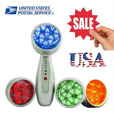 �Us】-4 Light Photon Tender Skin Care Advanced Phototherapy Beauty Spa Equipment
