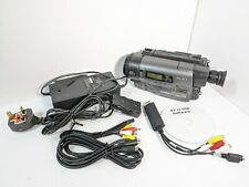 Sony CCD-TR2200E PAL Camcorder 8mm Hi8 USB, Worldwide Shipping from USA