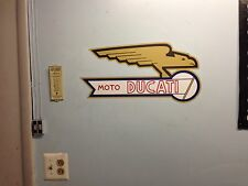 Ducati 250 350 450 750 gt Bevel Monza Sebring single desmo Wall Decal Removable