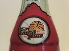 2004 NCAA Final Four - San Antonio coke bottle