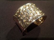 Nuevo - Pulsera  Vintage Plata & Oro - Bracelet of Silver & Gold - New From Expo