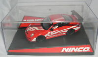 Ninco 50472 Slot Car Porsche 997 Red #4 MB