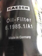Kaeser Air Compressor Original Oem Oil Filter 6.1985.0 6.1985.1 6.1985.2
