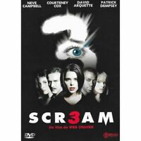 DVD Scream 3 Occasion