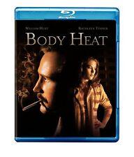 BODY HEAT (William Hurt)  -  Blu Ray - Sealed Region free for UK