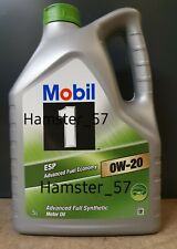 MOBIL 1 OIL FULLY SYNTHETIC ESP X2 0W20 0W-20 STJLR.51.5122 5 Litre