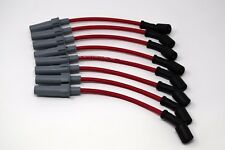 GM 4.8 5.3 6.0 7.4 99-08 8.5 mm High Performance Red Spark Plug Wire Set 29192R