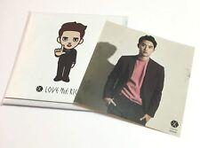 EXO Love Me Right romantic universe Live Venue Limited CD + Sticker D.O. Japan