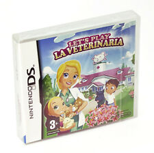 Let's Play LA VETERINARIA NINTENDO DS DSi - italiano nuovo Compatibile 3ds
