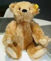 Steiff Mr. Cinnamon Teddy Bear Mohair 0151/32 - 14""