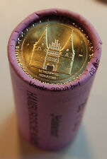 2 Euro Originalrolle Holstentor 2006J Deutschland  Originalrolle mit 25 Münzen.