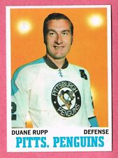 1970-71 70-71 O-PEE-CHEE OPC #89 Duane Rupp SET BREAK