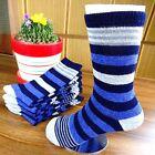 1Pair Children Socks Lot Classic Cotton Stripes Casual Dress Socks 18*17cm CH142