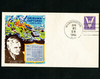 US Stamp #905 On First Day Fluegel Cover Early multicolored cover