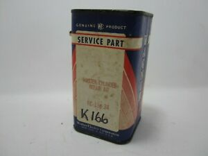 52-66 Ford Mercury Master Cylinder Kit WAGNER FC13634 K166
