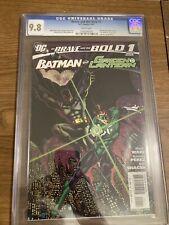 Brave And Bold #1 Batman And Green Lantern 2007 George Perez