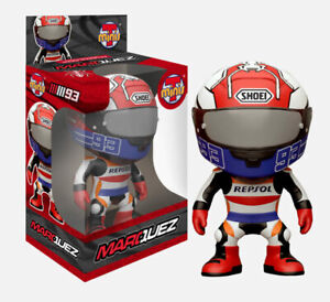 Tminis Marc Marquez MM93 Collectible Toy Figure MotoGP team Repsol Honda HELMET
