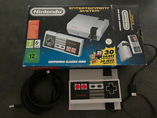 !!! NINTENDO NES Classic Mini Konsole OVP GUT !!!