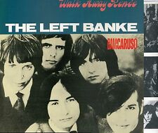 THE LEFT BANKE Walk Away Renée - 1986 UK 8 track Bam Caruso Mini LP w/ insert