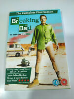 Breaking Bad The Complete First Season 1 - 3 X DVD Inglese Tedesco