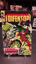 """I Difensori #9 """"L'Attacco dello Scorpione"""" Editoriale Corno 1980 discreto"""