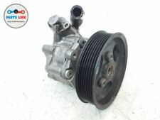 11-18 PORSCHE CAYENNE 958 POWER STEERING PUMP MOTOR W/O DYNAMIC CHASSIS CONTROL