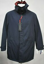 TOMMY HILFIGER Men's Quesrapa Navy 38Short All Weather Jacket