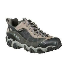 Oboz Men's Firebrand II Waterproof Hiking Boots - Gray NWB