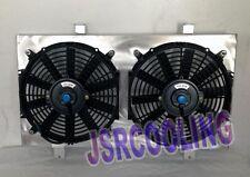 Radiator Fan Shroud fit for Nissan 240SX S13 1989-1994 2.4L New
