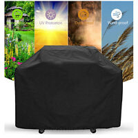 1pc BBQ Cover Outdoor Waterproof Covers Garden Patio Grill Protector 145cm