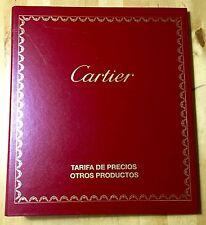 Cartier CATALOGO UFFICIALE shop SPAGNOLO deve Trinity Pasha Santos PANTHERE OEM