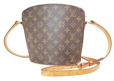 Authentic LOUIS VUITTON Drouot Monogram Crossbody Shoulder Bag Purse #36880