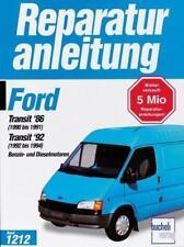 Ford Transit Baujahre 1986 - 1994 (1997, Kunststoffeinband)