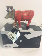 Cow Parade Beefeater- It Aint right #7247 Cow Collectible w/ box tag