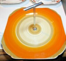 Unboxed Orange Vintage Original Shelley Porcelain & China