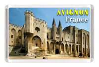 "Avignon France Fridge Magnet Travel Souvenir 3""x2"" Aimant de réfrigérateur"