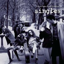 SINGLES Soundtrack DOUBLE LP Vinyl & CD NEW Chris Cornell 2017