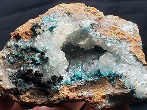 Hemimorphite Specimen from Ojuela Mine, Mexico (3.7 oz.)