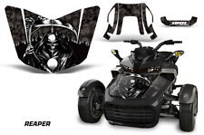 AMR Racing CanAm F3-S Spyder Hood Graphic Kit Wrap Roadster Sticker Decal REAP K