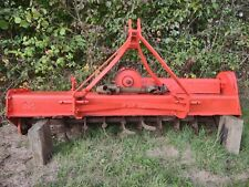 More details for howard rotacadet 70 6ft. rotavator rotary cultivator tractor pto driven