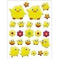 Blumen Scrapbooking-Sticker