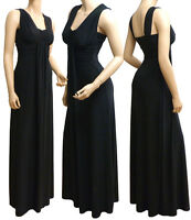 Grecian Long  Evening Maxi Dress UK SIze 12- 22 Available in 4 Lengths (1050)
