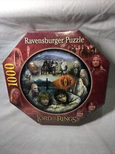 The Lord of the Rings The Two Towers Ravensburg 1000 Piece Puzzle Sealed Rare